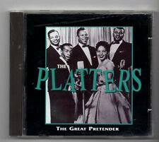 (JD964) The Platters, The Great Pretender - 1995 CD