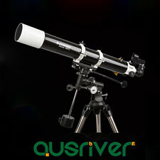 Celestron Astronomical Deluxe 80 EQ Telescope With Tripod Easy Setup 81048