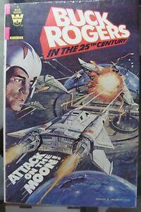 🎈 Buck Rogers #9 1980 tv show Comics Magazine Lot science Whitman RARE book sci