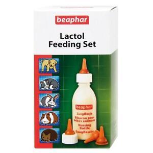 Lactol For Feeding Newborn And Growing Puppies, Kittens - Milk Feeding Bottle
