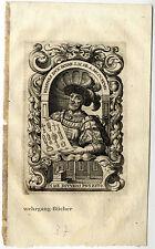 Johann II., Herzog von Bayern, Kupferstich von 1680