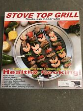 Stove Top Grill Smokeless Indoor Grill Turns Your Stove Into a Grill