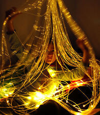 Fibre optic sensory harness lights 3.2 mm  Flexible (30x200 cm) autism, children