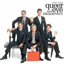 Tl368 (CD) Music from Queer Eye For The Straight Guy: Whats That Sound?