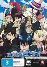 BLUE EXORCIST COLLECTION 1 (ep 1-13) Region 4 Brand New