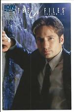 THE X-FILES SEASON 10 # 7 (IDW, 1ST PRINTING, SUB PHOTO COVER, DEC 2013), NM/MT