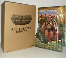MOTU Classics William Stout Rebel Leader He-Man Masters Of The Universe New #1
