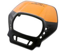 Faro Cubierta Negro/Naranja para Rieju RR Deporte