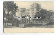 tq0269 - Lincs - Early View,The Centenary Wesleyan Chapel, in Boston - postcard