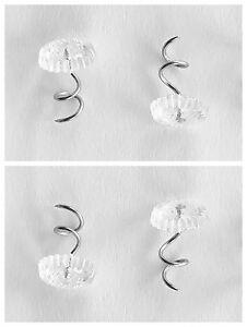 GENUINE PRYM BRAND Loose Cover Upholstery Spiral TwistPins Piggy Pins 10mm wide