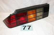 82-92 Camaro Driver Side Grid Style Complete Tail Light Assembly LOOK