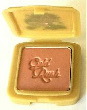 Brand New Benefit Gold Rush Golden Nectar Face Powder Blush .05 oz Travel Size