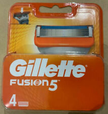 Gillette Fusion 5  Razor  Blades, 4 Pack 100% Genuine UK Stock 🇬🇧
