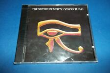 """THE SISTER OF MERCY """" VISION THING """" CD 1990N WEA RECORDS SEALED RARO"""