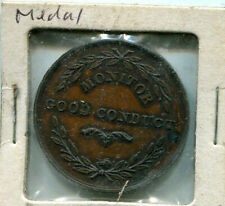 Monitor Good Conduct 6th Class Medal