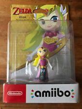 TOON ZELDA AMIIBO Nintendo SWITCH LEGEND OF ZELDA BREATH OF THE WILD WIND WAKER