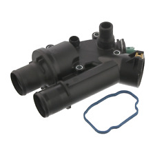 Thermostat Inc Housing Seal & Temperature Switch Fits Peugeo Blue Print ADC49229