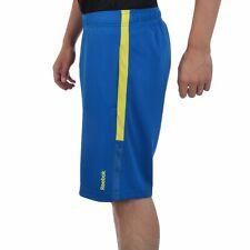 Reebok Men's Performance Pique Sports Shorts