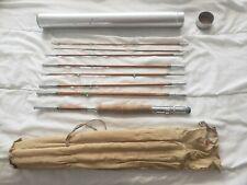 Amazing Antique Bamboo Fishing Rod