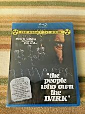 THE PEOPLE WHO OWN THE DARK Blu-Ray (Code Red) 1976 Horror Paul Naschy RARE/OOP