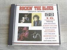 blues rock CD electric JIMI HENDRIX ALEBRT COLLINS MUDDY WATERS MEMPHIS SLIM