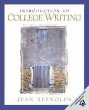 Introduction to College Writing by Jean Reynolds (2000, Paperback)