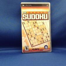 USED Go Sudoku (Sony PSP, 2006)