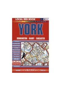 New, York Local Red Book, Ordnance Survey, Book