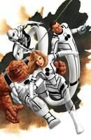 Fantastic Four #1 Steve Epting Virgin Variant (Marvel 2018)