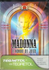Madonna-El Nombre Del Juego-/ THE NAME OF THE GAME(2012) DVD English Audio