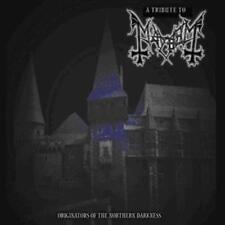 Tribute To Mayhem-Originators Of Northern Darkness von Various Artists (2007)