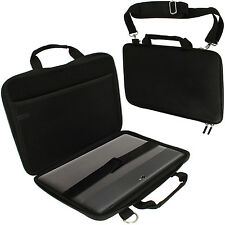 "Black EVA Hard Case for Asus Vivo Tab TF810C 11.6"" Tablet (with Keyboard) Cover"