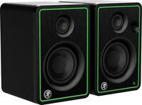 "Mackie CR3-X Creative Reference Series 3"" Multimedia Monitors (Pair)"