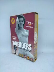 The Avengers: The Original TV Cult Classic - Volumes 1 + 2  - Region 1 [USA]
