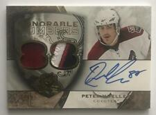 (HCW) 2008-09 The Cup Honorable Numbers Peter Mueller Auto 17/88 Patch 07000