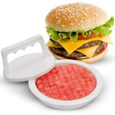 Kitchen Hamburger Meat Beef Maker Grill Burger Patty Mold Tool Press Mould R1W4