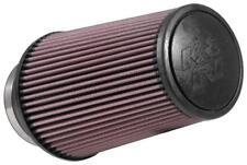 K&N Universal Rubber Filter 4inch FLG / 6inch OD-B / 4-5/8inch OD-T / 9inch H