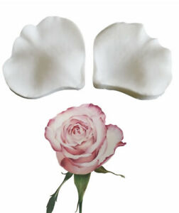 Rose Petal Flower veiner Fondant Cake Decorating Baking Sugar Flowers