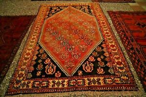 COLLECTORS' PIECE Antique Above 100 Years Old Boteh's Maresali Azerbaijan Carpet