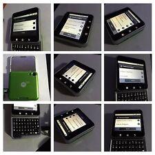 CELLULARE MOTOROLA FLIPOUT BLUR GSM 3G MB511 FLIP OUT UNLOCKED SIM FREE DEBLOQUE