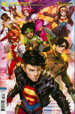Young Justice Nr. 18 (2020), Card Stock Variant Cover, Neuware, new