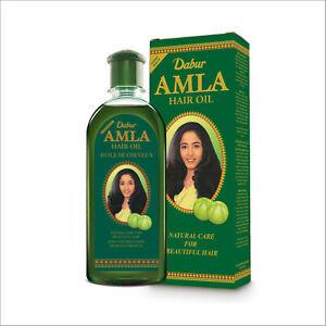 Dabur Amla Hair Oil - Nature Care For Beautiful Hair