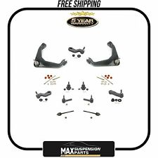 Upper Control Arms With Lower Ball Joints Tie Rod Arms $5 YEARS WARRANTY$