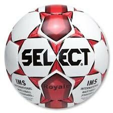 New Select Royale Soccer Ball Size 5 White/Red