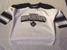 Toronto Maple Leafs Toddler Child Vintage Size 2 Jersey NHL Mighty Mac