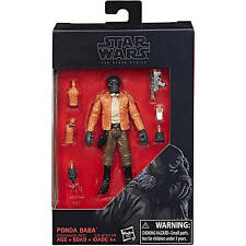 "Star Wars Black Series Ponda Baba 3.75"" Walmart 2017 Exclusive In Hand"