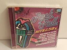 Rock n' Roll Hits of the 50's: Great Groups (CD, 1999, Madacy)