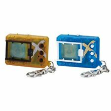 Bandai Digimon Digivice ver. X Antibody Evolution Ver 3 YELLOW and BLUE Full set
