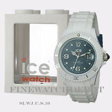 Authentic Unisex Ice Sli White Jeans Watch SI.WJ.U.S.10 (No Box)