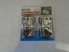 HIGHLAND  FOLD-AWAY TIE DOWN CLEATS #91501